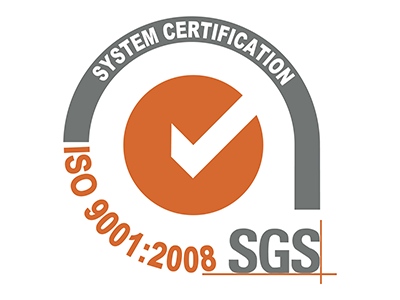 Passed ISO 9001